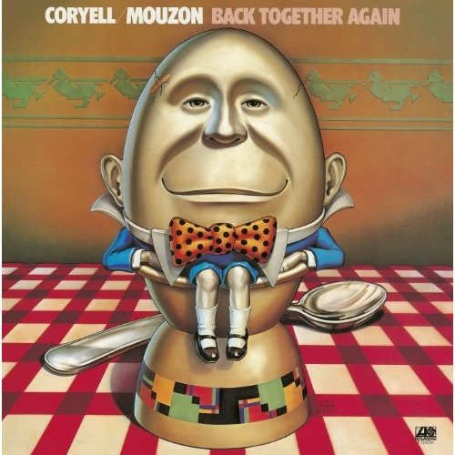 Larry Coryell and Alphonse Mouzo - Back Together Again [CD]