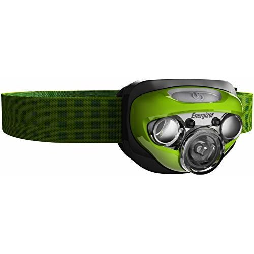 Energizer Vision HD LED Headlamp Batteries Included