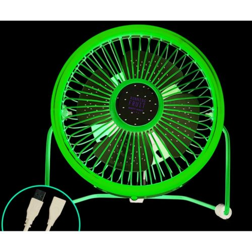 USB Fan Mini Fan Nice Gift Fruit Pattern Fan Table Fan