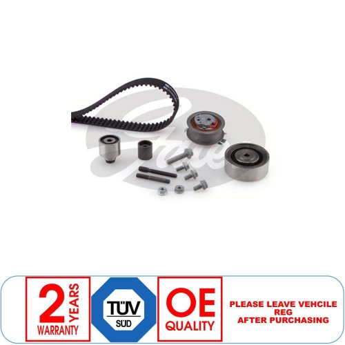 VW AMAROK TOURAN CRAFTER CARAVELLE TRANSPORTER MULTIVAN OE TIMINIG CAM BELT KIT