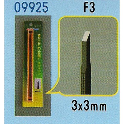 Tru09925 - Trumpeter Tools - Model Chisel - F3