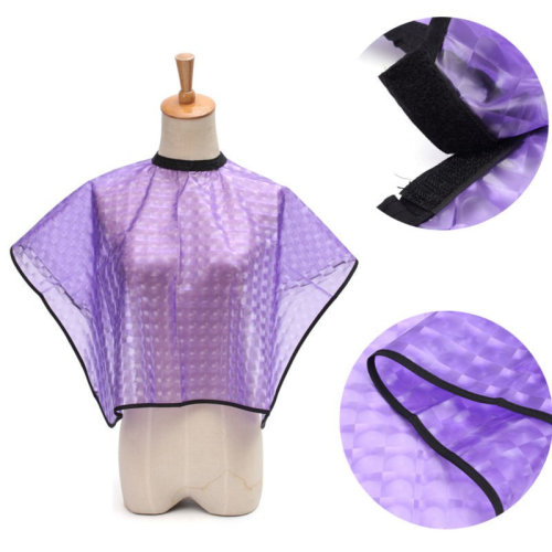 Hairdressing Salon Barber Coloring Hair Cut Cutting Cape Gown Cloth
