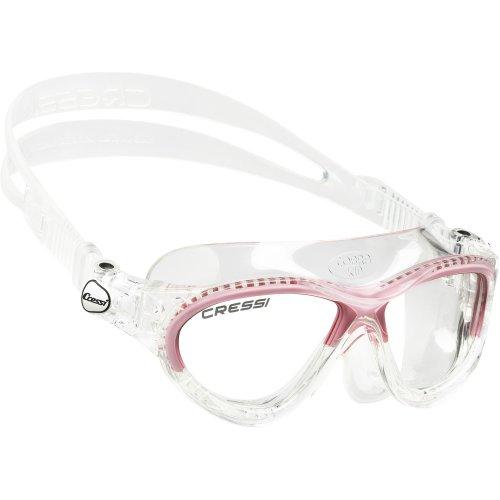 Cressi Mini Cobra -  Kid's Premium Swim Goggles 7/15 Years