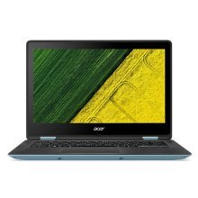 "Acer Spin SP111-31-C4WU 1.10GHz N3350 11.6"" 1920 x 1080pixels Touchscreen Black,Blue Hybrid (2-in-1)"
