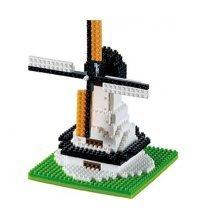 Nano 3D Puzzle - Windmill (Level 1)