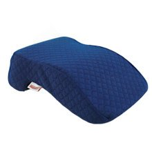 Super Soft Quilting Nap Pillow Head Rest Pillows Cushion Pillow,Dark Blue