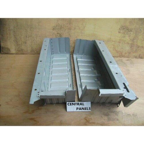 FORD TRANSIT MK6  MK7 2000 TO 13 NEW FRONT DOOR STEP S LH RH  DOORSTEP PAIR