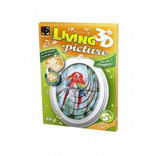 Elf956052 - Fantazer 3d Living Picture - Tropics