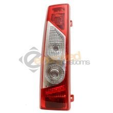 Citroen Dispatch 2007-> Rear Tail Light Passenger Side N/s