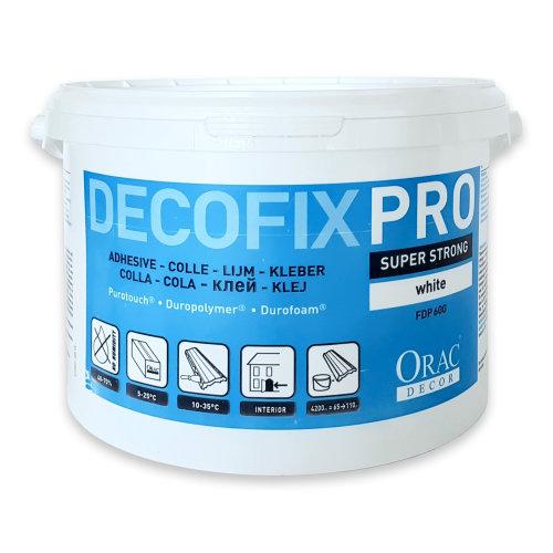 Orac Decor FDP600 DecoFix PRO Installation adhesive 6.4 kg for mouldings