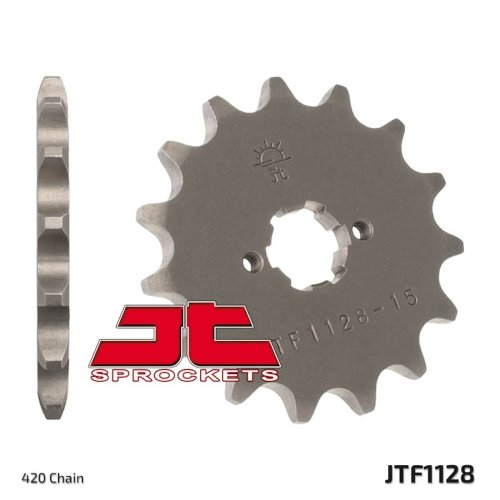 JT 15 tooth front sprocket for Aprilia RS RS4 RX SX 50 Derbi GPR Senda