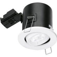 Aurora Adjustable Downlight En-fd102w White