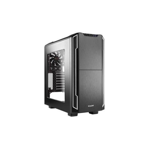 Be Quiet! Silent Base 600 Desktop Black,silver Computer Case