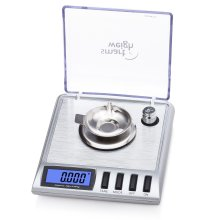 Smart Weigh High Precision Digital Milligram Jewelry Scale, 20 x 0.001g