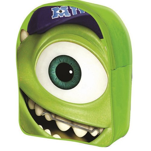 Clearance Disney Monsters University 'Mike' Backpack For Kids - Green
