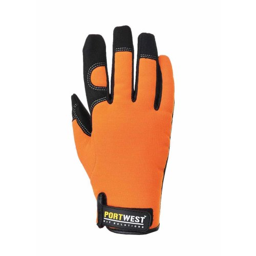 Portwest - 1 Pair Pack General Utility Hand Protection - High Performance Glove