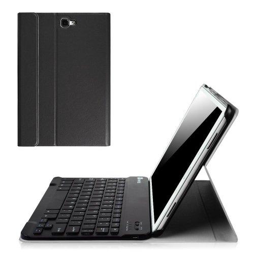 Fintie Samsung Galaxy Tab A 10.1 Keyboard Case, Black