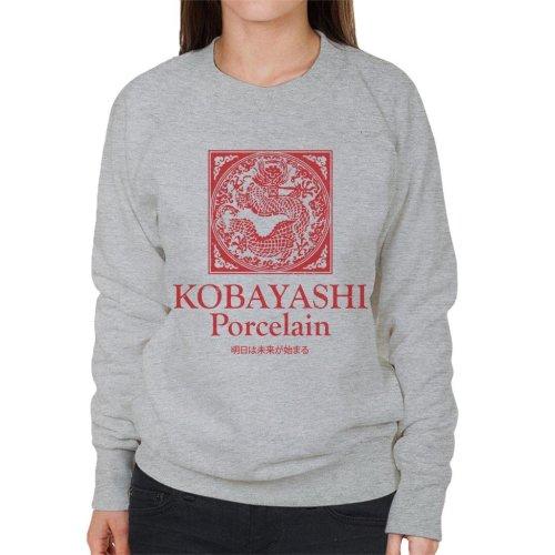 Usual Suspects Kobayashi Porcelain Women's Sweatshirt