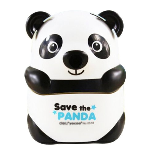 Cool Office & School Supplies Hand Rotating Pencil Sharpener - Big Panda