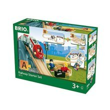 BRIO Railway Starter Set A