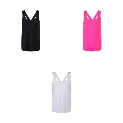 SF Minni Childrens Girls Fashion Workout Vest