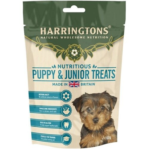 Harringtons Nutritious Puppy & Junior Treats 160g