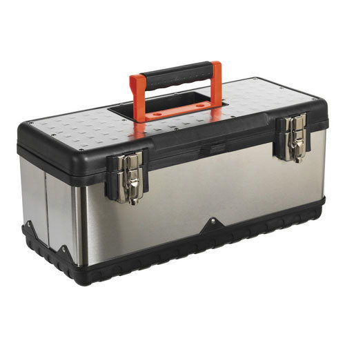 Sealey AP505S 505mm Stainless Steel Toolbox with Tote Tray