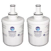 2 X Wpro Fridge Internal Water Filter For Samsung & Maytag
