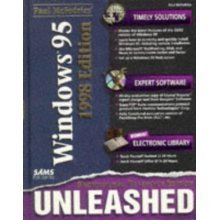 Paul McFedries' Windows 95 Unleashed: Professional Reference Edition
