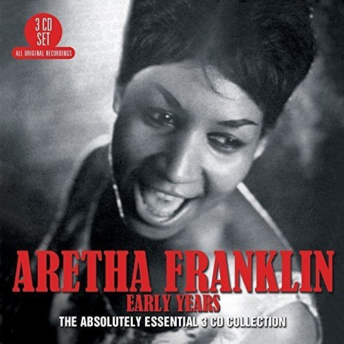 Aretha Franklin - Early Years: the Absolutely Essential Collection [CD]