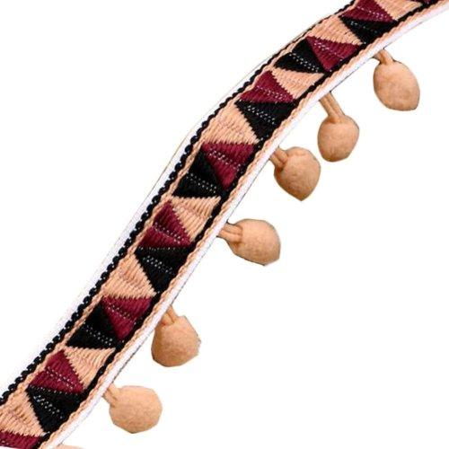 DIY Craft Vintage Tassels Ribbon (6.6 Feet)