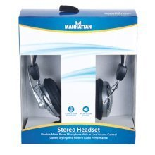 MANHATTAN Stereo Headset (175517)