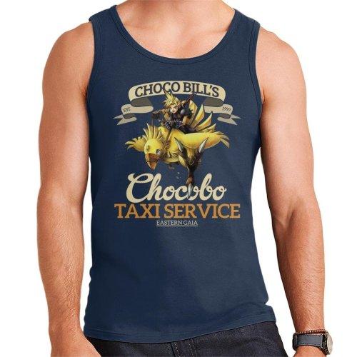 Chocobo Taxi Service Final Fantasy VII Men's Vest