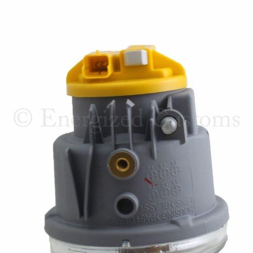 Citroen C2 2003-2010 Front Fog Light Lamp Drivers Side O/s