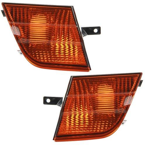 Nissan Micra Mk4 K12 2003-8/2006 Front Indicators Amber 1 Pair O/s & N/s