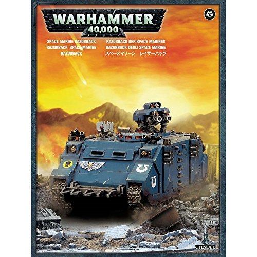 Games Workshop Warhammer 40,000 Space Marine Razorback