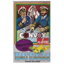 Convoy for ZX Spectrum from Budgie