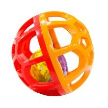Little Hero Rattle Ball - Colours Vary