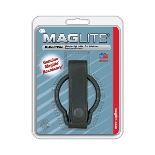 Maglite D Cell Belt Loop Torch Holder. New Sealed