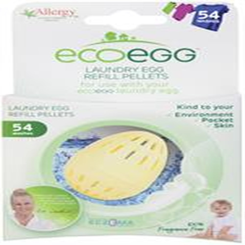 Ecoegg Laundry Egg 54 Wash Refill Fragrance Free