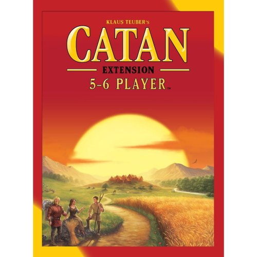 Catan 5 - 6 Player Expansion