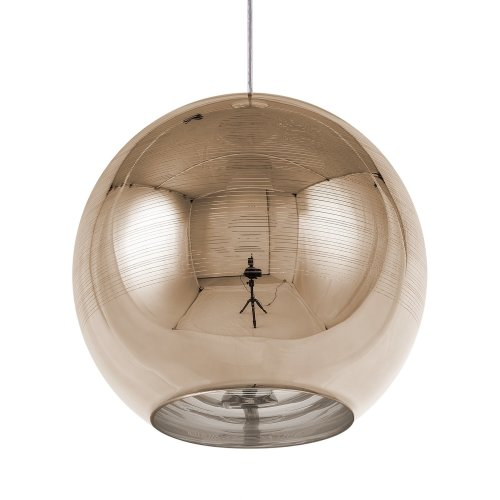 Pendant Lamp Glass Gold ASARO