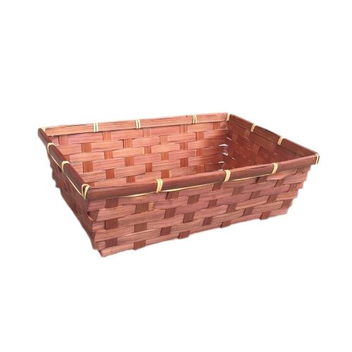 Large Brown Bamboo Packing Tray