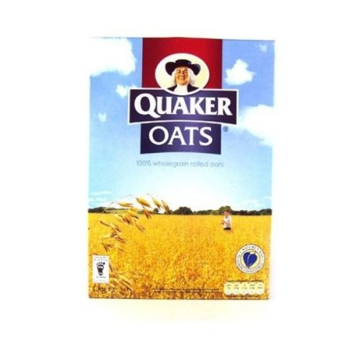 Quaker Oats 1Kg (6 x 1kg)