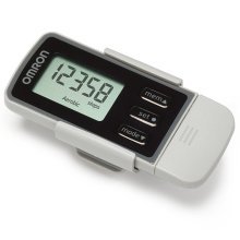 Omron Walking Style Pro 2.0 Activity Monitor Advanced Step Calorie Counter Black