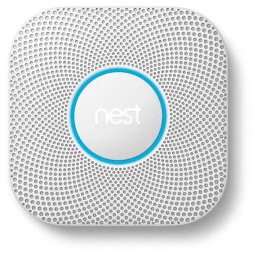 NEST 2nd Generation Smoke Alarm - Battery Operated