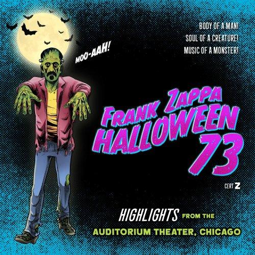 Frank Zappa - Halloween 73 [CD]
