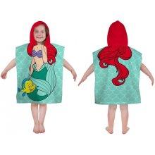 "Disney Princess ""Oceanic"" Hooded Towel Poncho"