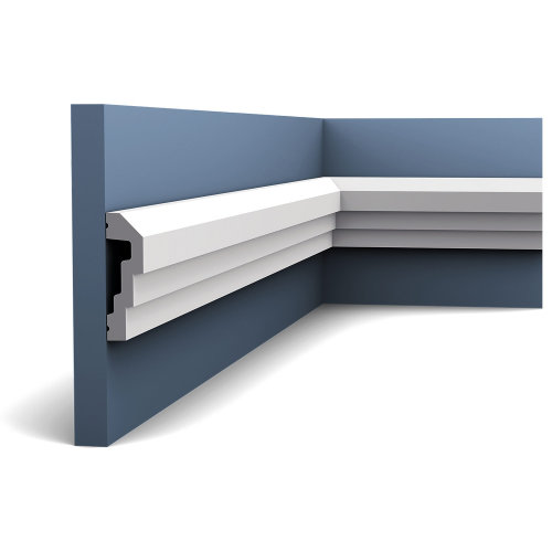 Orac Decor P7070 LUXXUS Panel Moulding Cornice Stucco decoration | 2 m