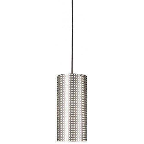 George Kovacs P5746 084 Grid 1 Light Pendant Brushed Nickel